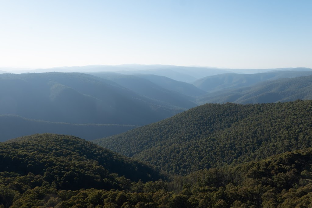 Mt Tabletop Lookout | park | Tabletop Walking Track, Dargo VIC 3862, Australia