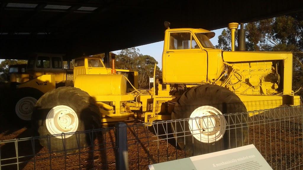 Bush Engineers Tractor Museum | museum | Lake King WA 6356, Australia