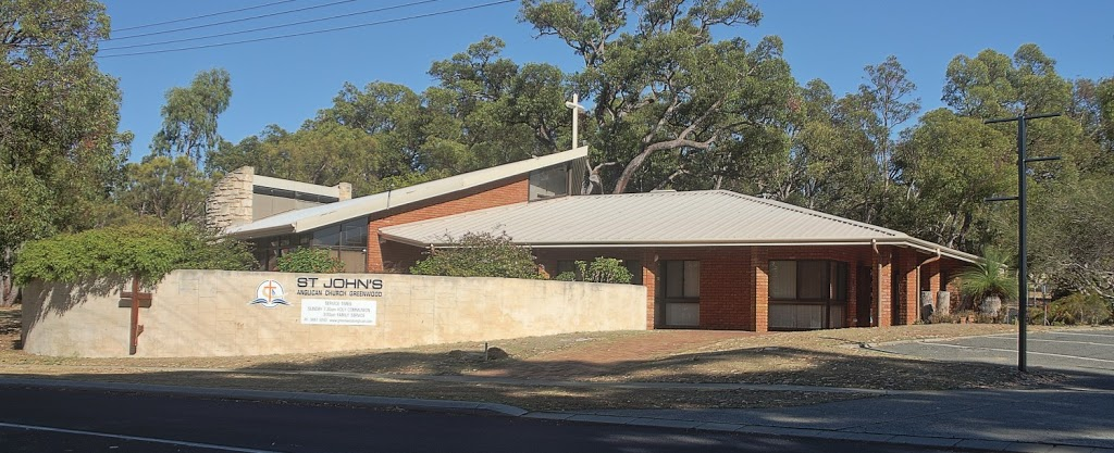 St John the Evangelist Anglican Church   church   15 Calectasia St, Greenwood WA 6024, Australia   0894479243 OR +61 8 9447 9243