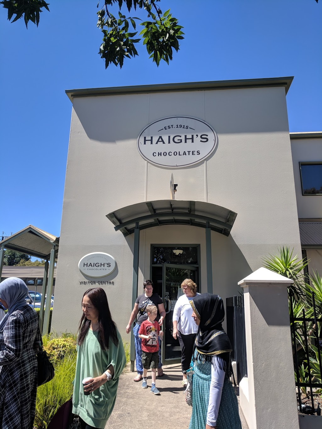Haighs Chocolates | store | 154 Greenhill Rd, Parkside SA 5063, Australia | 0883727070 OR +61 8 8372 7070
