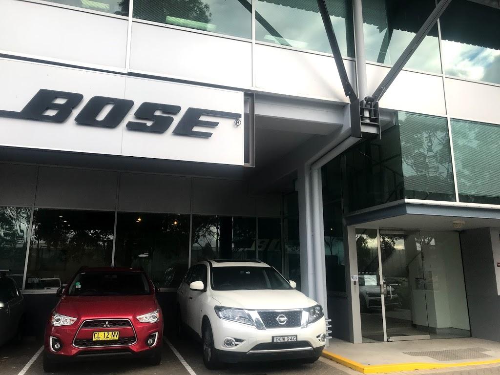 Bose Service Centre | electronics store | 3/2 Holker St, Newington NSW 2127, Australia | 1800061046 OR +61 1800 061 046
