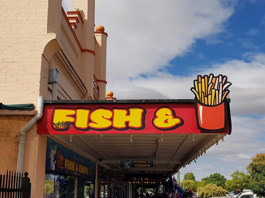 Yarrawonga Fish & Chips | meal takeaway | 116 Belmore St, Yarrawonga VIC 3730, Australia | 0357443219 OR +61 3 5744 3219