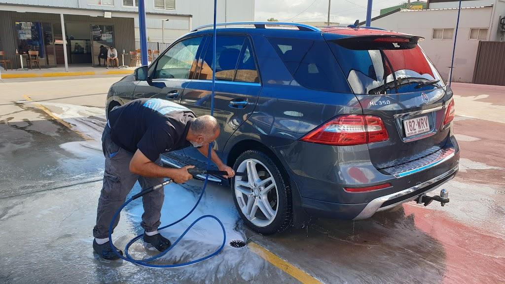 Canterbury Car Wash & Cafe | car wash | 153-155 Canterbury Rd, Bankstown NSW 2200, Australia | 0402900603 OR +61 402 900 603