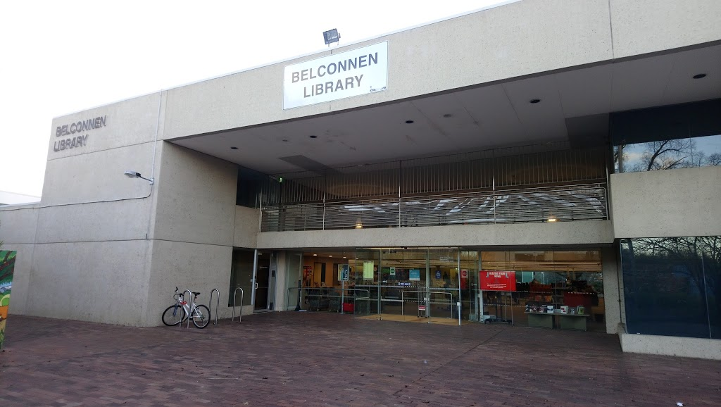 Libraries ACT - Belconnen | library | 12 Chandler St, Belconnen ACT 2617, Australia | 0262059000 OR +61 2 6205 9000