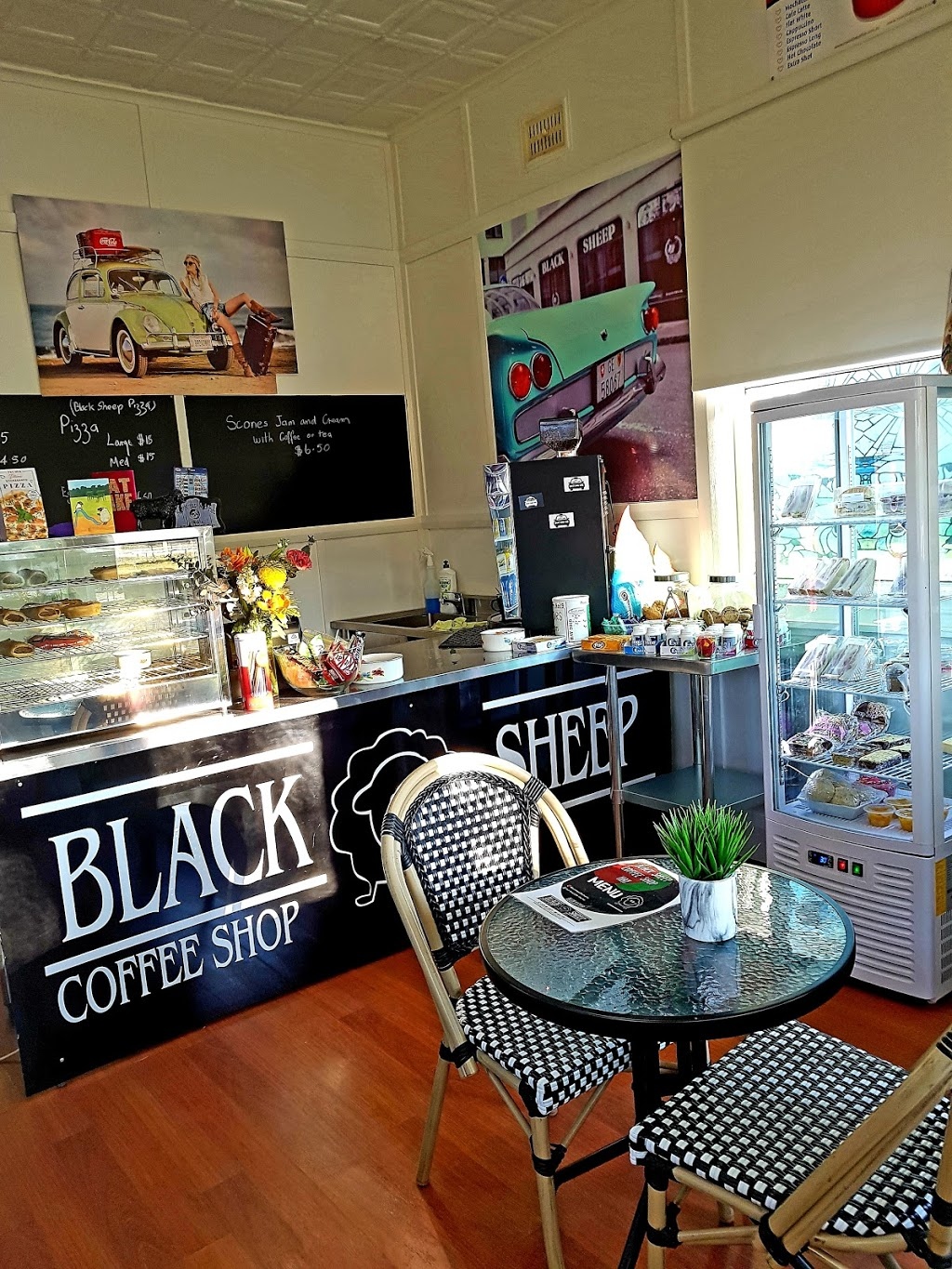 The Black Sheep Coffee Shop Hay | cafe | 62 Lachlan St, Hay NSW 2711, Australia | 0428227909 OR +61 428 227 909