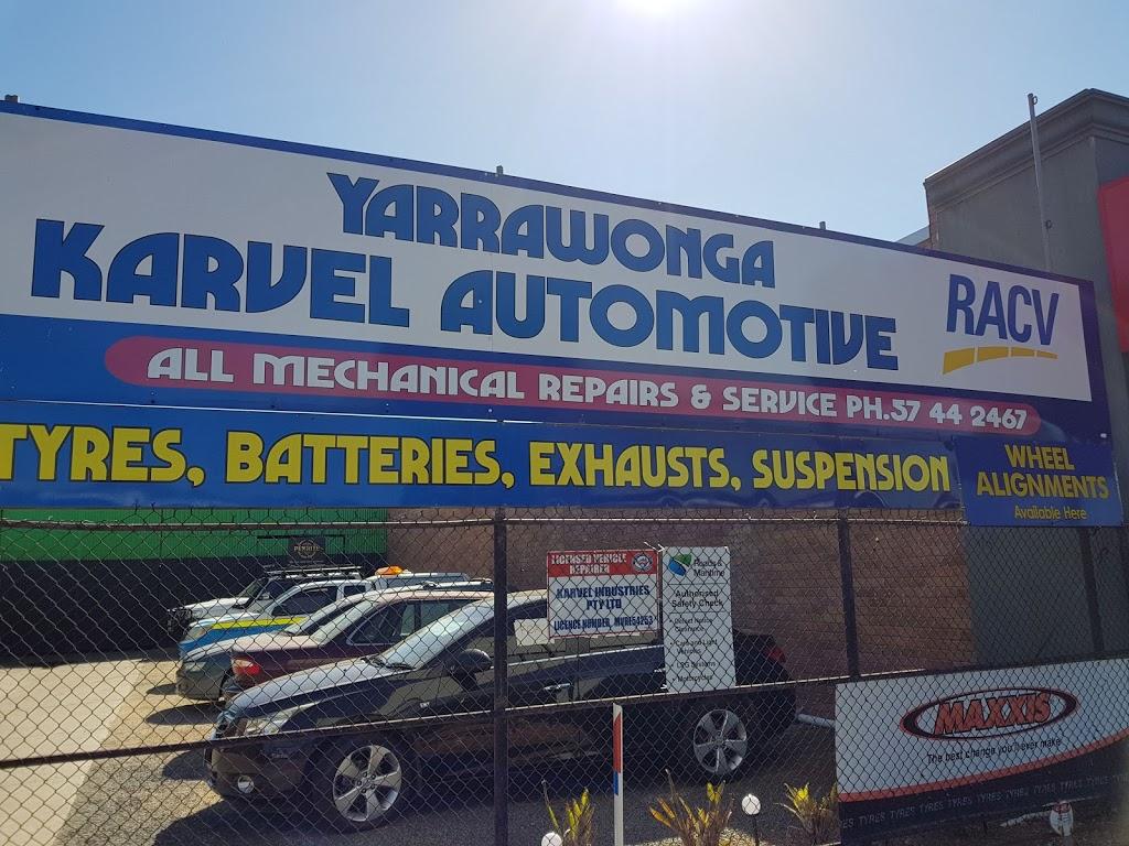 Karvel Automotive | car repair | 149 Belmore St, Yarrawonga VIC 3730, Australia | 0357441482 OR +61 3 5744 1482
