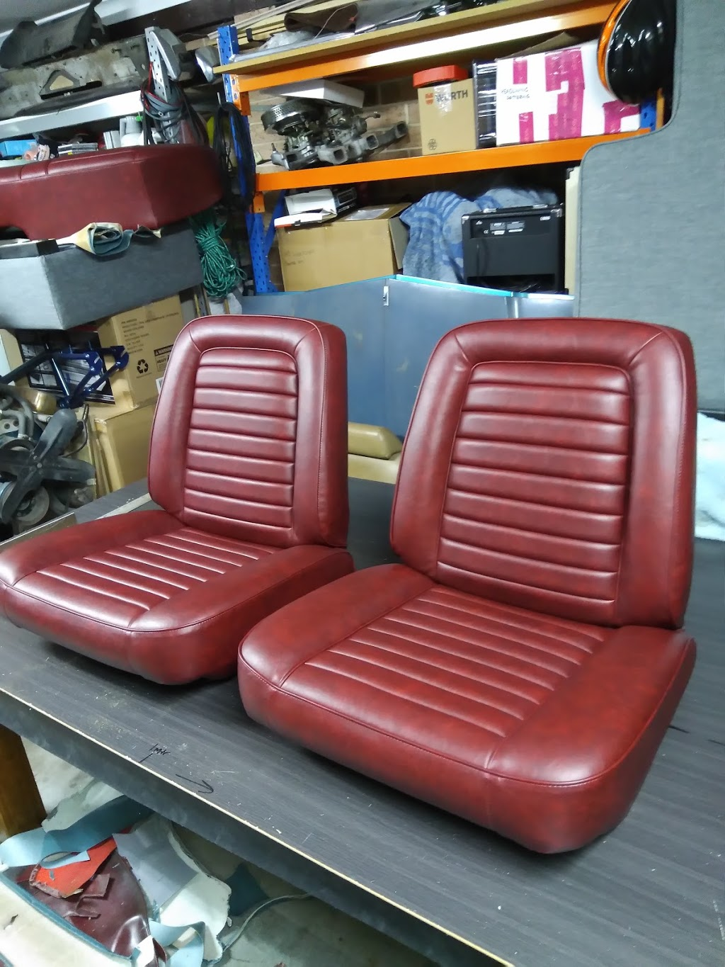 Valley Auto Upholstery - Automotive Fabrics | furniture store | 26 Dale Ave, Chain Valley Bay NSW 2259, Australia | 0409582681 OR +61 409 582 681