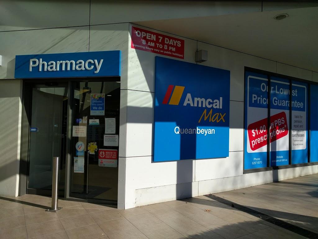 Amcal+ Pharmacy Queanbeyan | pharmacy | 23 Antill St, Queanbeyan NSW 2620, Australia | 0262976570 OR +61 2 6297 6570