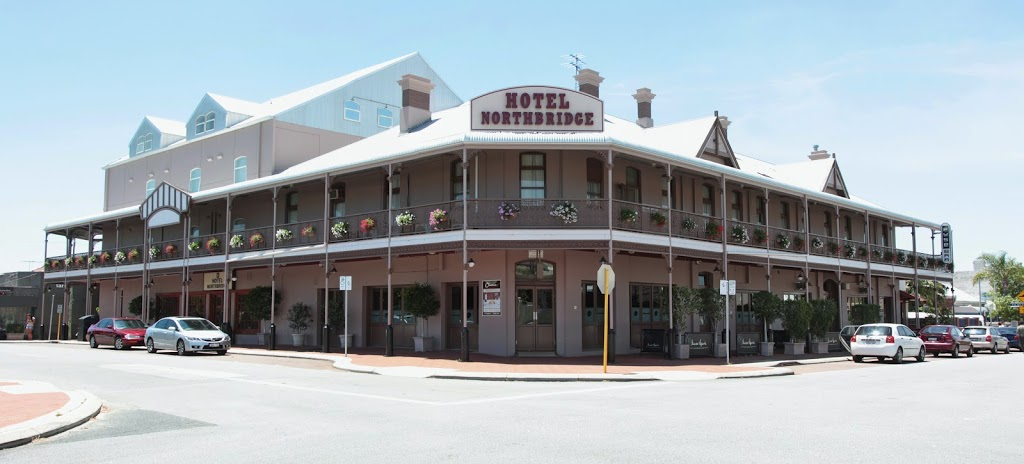 Hotel Northbridge | lodging | 210 Lake St, Perth WA 6000, Australia | 0893285254 OR +61 8 9328 5254
