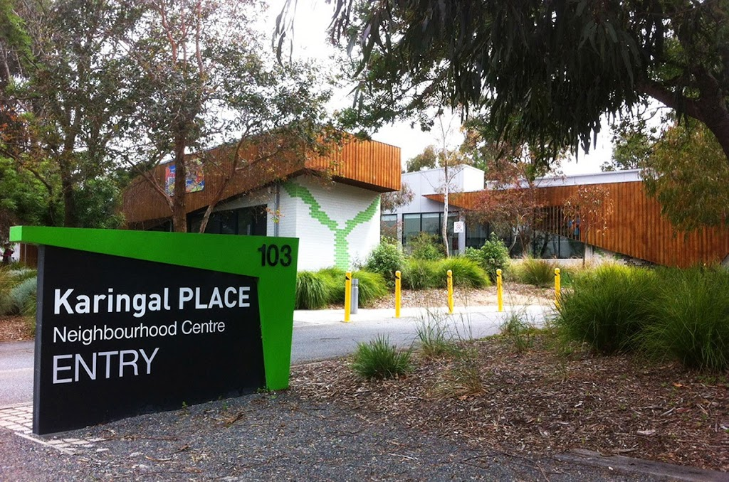 Karingal Place Neighbourhood Centre | library | 103 Ashleigh Ave, Frankston VIC 3199, Australia | 0387866650 OR +61 3 8786 6650
