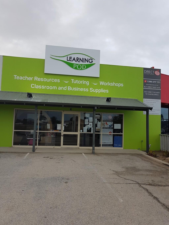Learning Pod Group   book store   4/3 Fielden Way, Port Kennedy WA 6172, Australia   1300123763 OR +61 1300 123 763