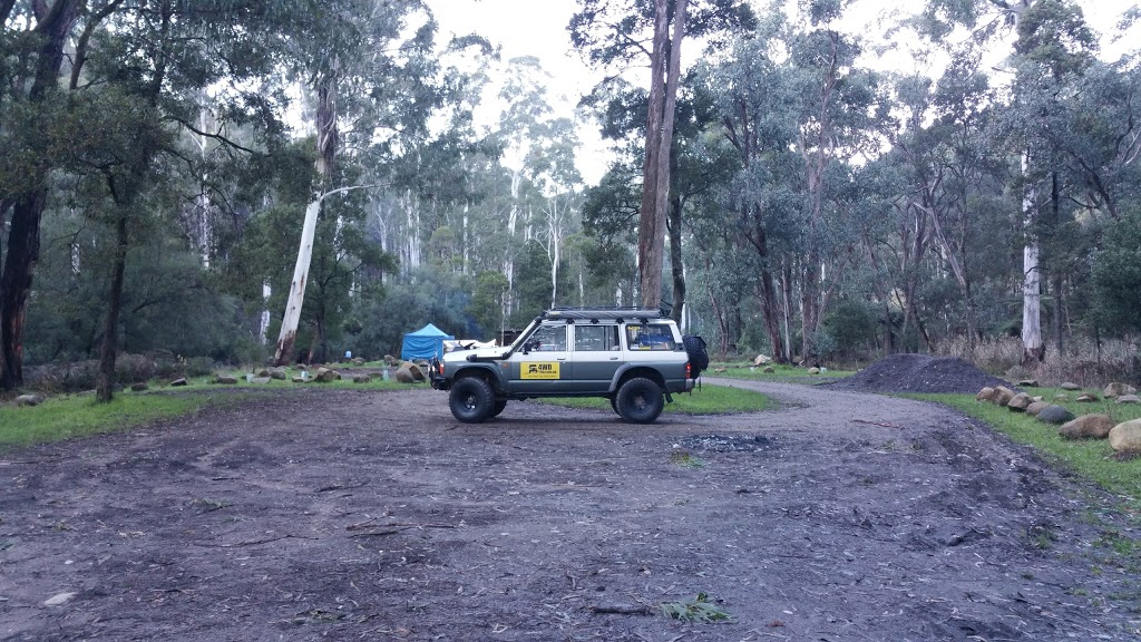 Kendalls Campground | campground | 585 Rubicon Rd, Rubicon VIC 3712, Australia