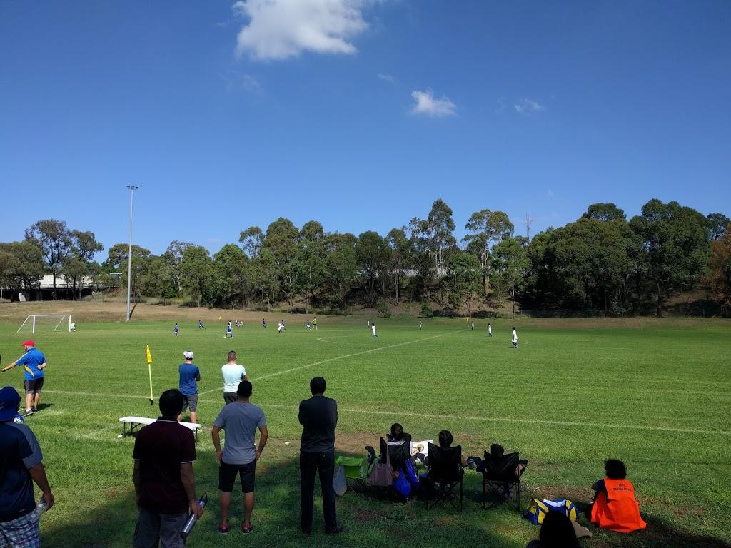 Freame Park   park   Burnett St, Mays Hill NSW 2145, Australia
