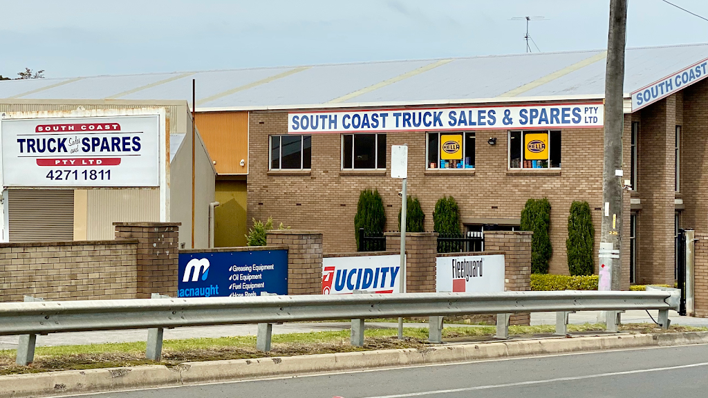 South Coast Truck Sales & Spares Pty. Ltd | car repair | Princes Hwy &, Orangegrove Ave, Unanderra NSW 2526, Australia | 0242711811 OR +61 2 4271 1811