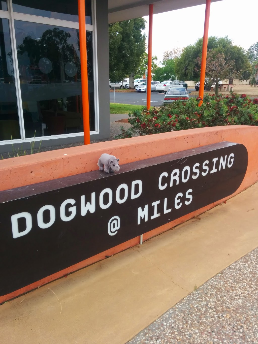 Dogwood Crossing @ Miles | art gallery | 81 Murilla St, Miles QLD 4415, Australia | 0746285330 OR +61 7 4628 5330