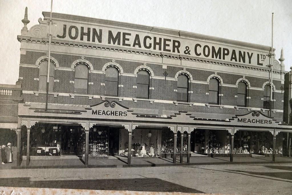 John Meagher & Co Building | shopping mall | 242 Hoskins St, Temora NSW 2666, Australia | 0402907623 OR +61 402 907 623