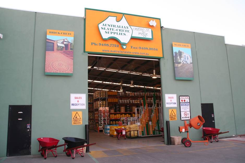 Australian Slat Crete Supplies | home goods store | 12 Yale Dr, Epping VIC 3076, Australia | 0394087722 OR +61 3 9408 7722