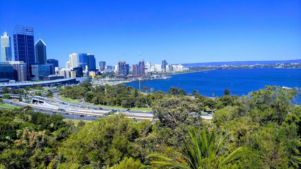 HMAS Sydney II Plaque | park | Ceremonial Walk, Kings Park WA 6005, Australia