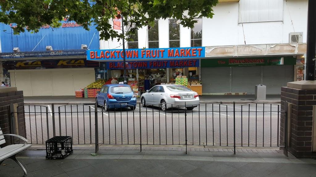 Blacktown Fruit Market | store | 77 Main St, Blacktown NSW 2148, Australia
