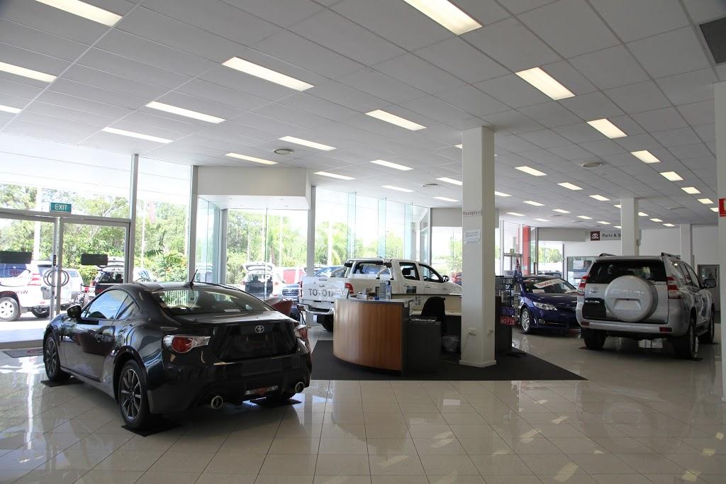 Ken Mills Toyota >> Ken Mills Toyota Nambour Car Dealer 107 Coronation Ave