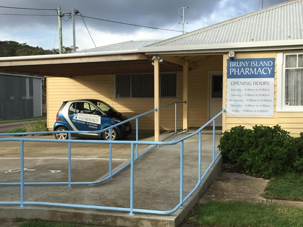 Bruny Island Pharmacy | health | 3895 Bruny Island Main Rd, Alonnah TAS 7150, Australia | 0362932005 OR +61 3 6293 2005