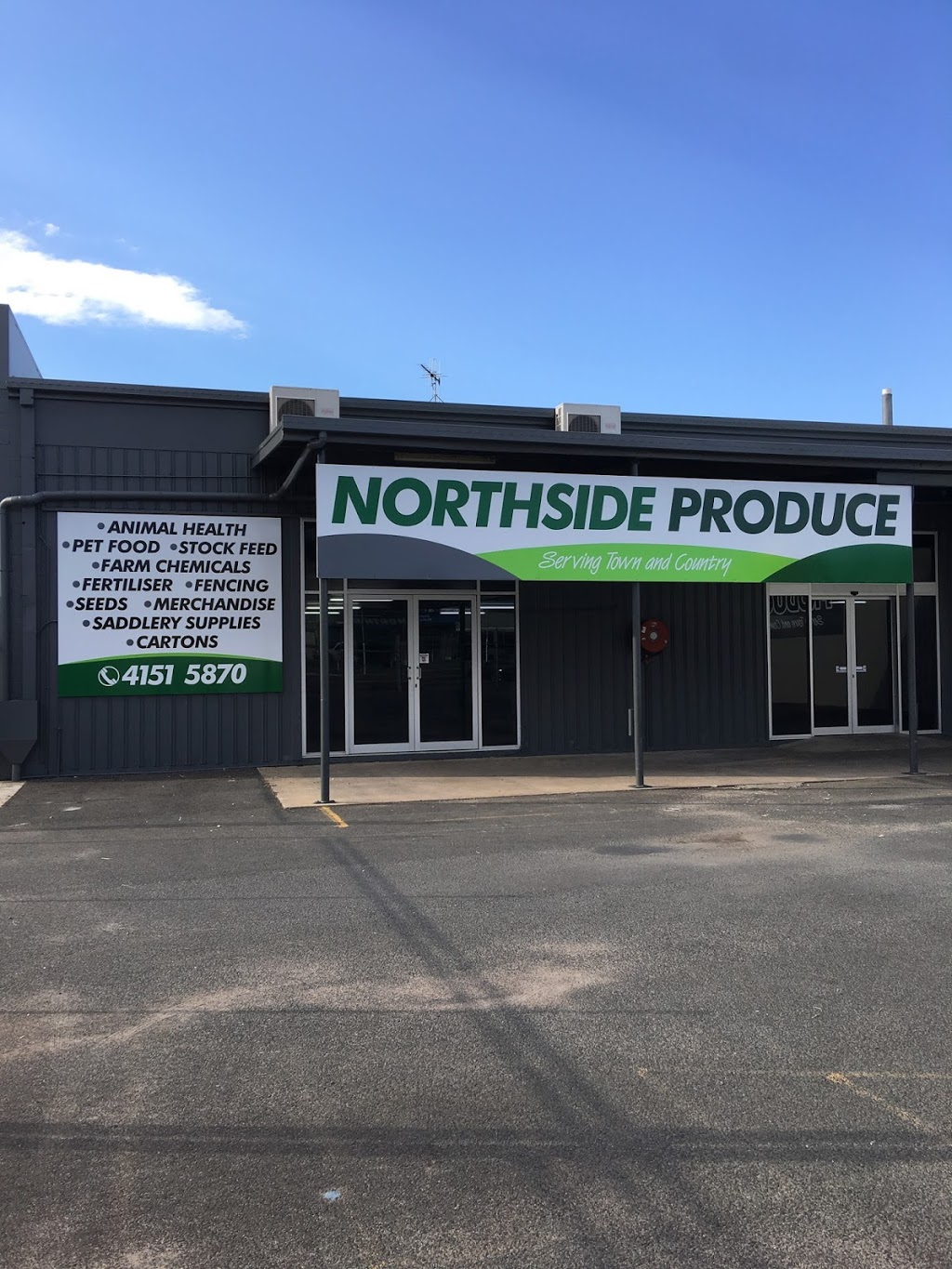 Northside Produce Agency | store | 71 Gavin St, Bundaberg North QLD 4670, Australia | 0741515870 OR +61 7 4151 5870