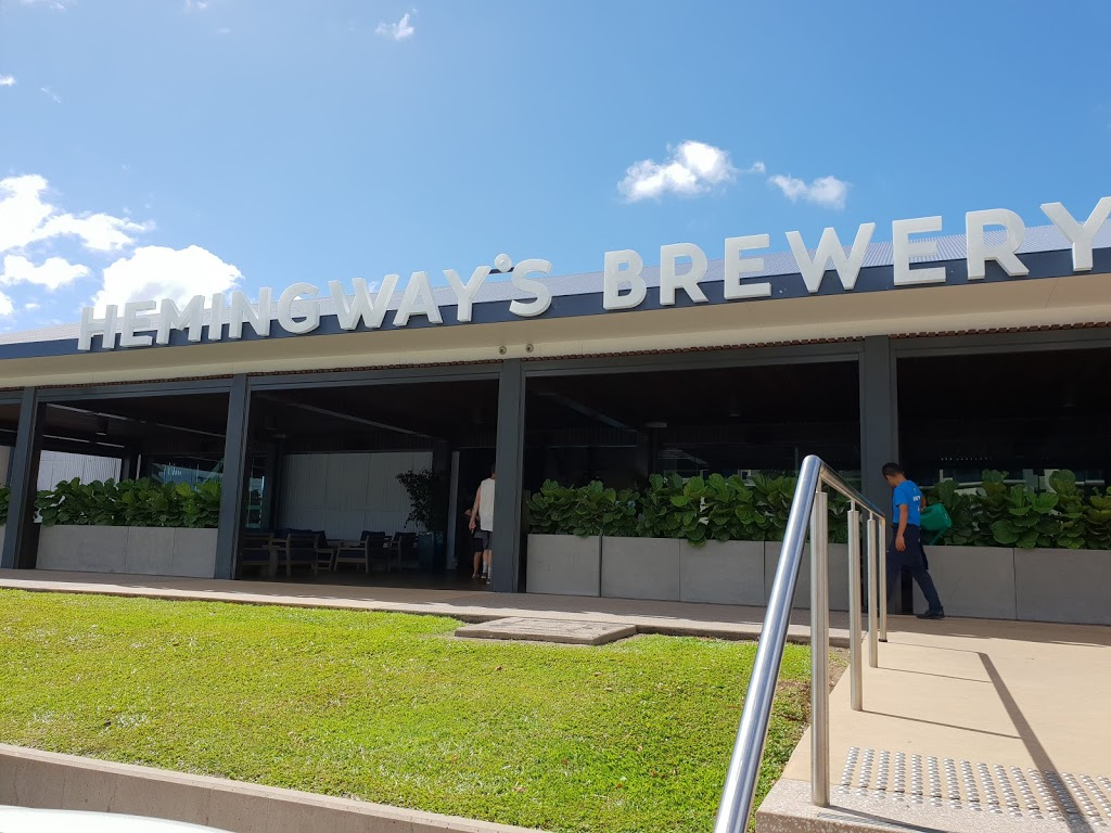 Trinity Wharf Parking   parking   31 Wharf St, Cairns City QLD 4870, Australia