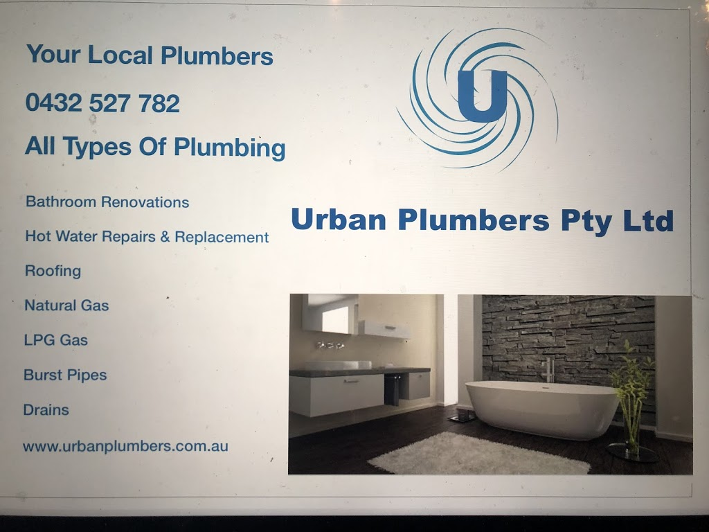 Urban Plumbers | home goods store | 200 Acanthus Ave, Burleigh Waters QLD 4220, Australia | 0432527782 OR +61 432 527 782
