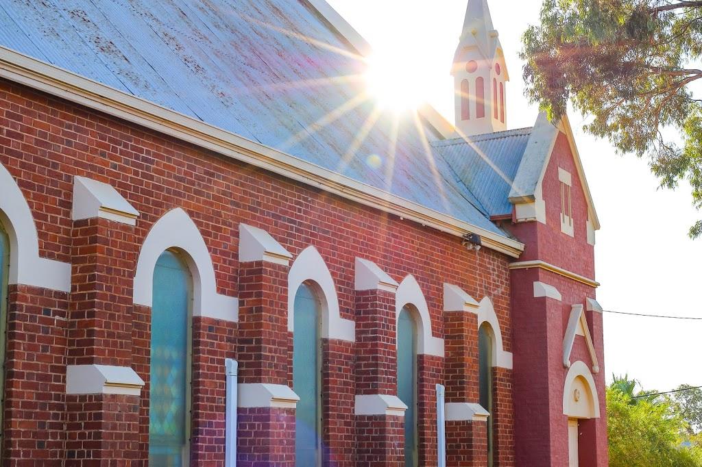 Uniting Church Northam | church | 103 Duke St E, Northam WA 6401, Australia | 0407579349 OR +61 407 579 349