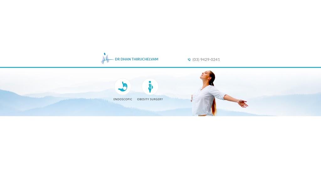 Dr. Dhan Thiruchelvam (Wantirna)   hospital   262 Mountain Hwy, Wantirna VIC 3152, Australia   0249271101 OR +61 2 4927 1101