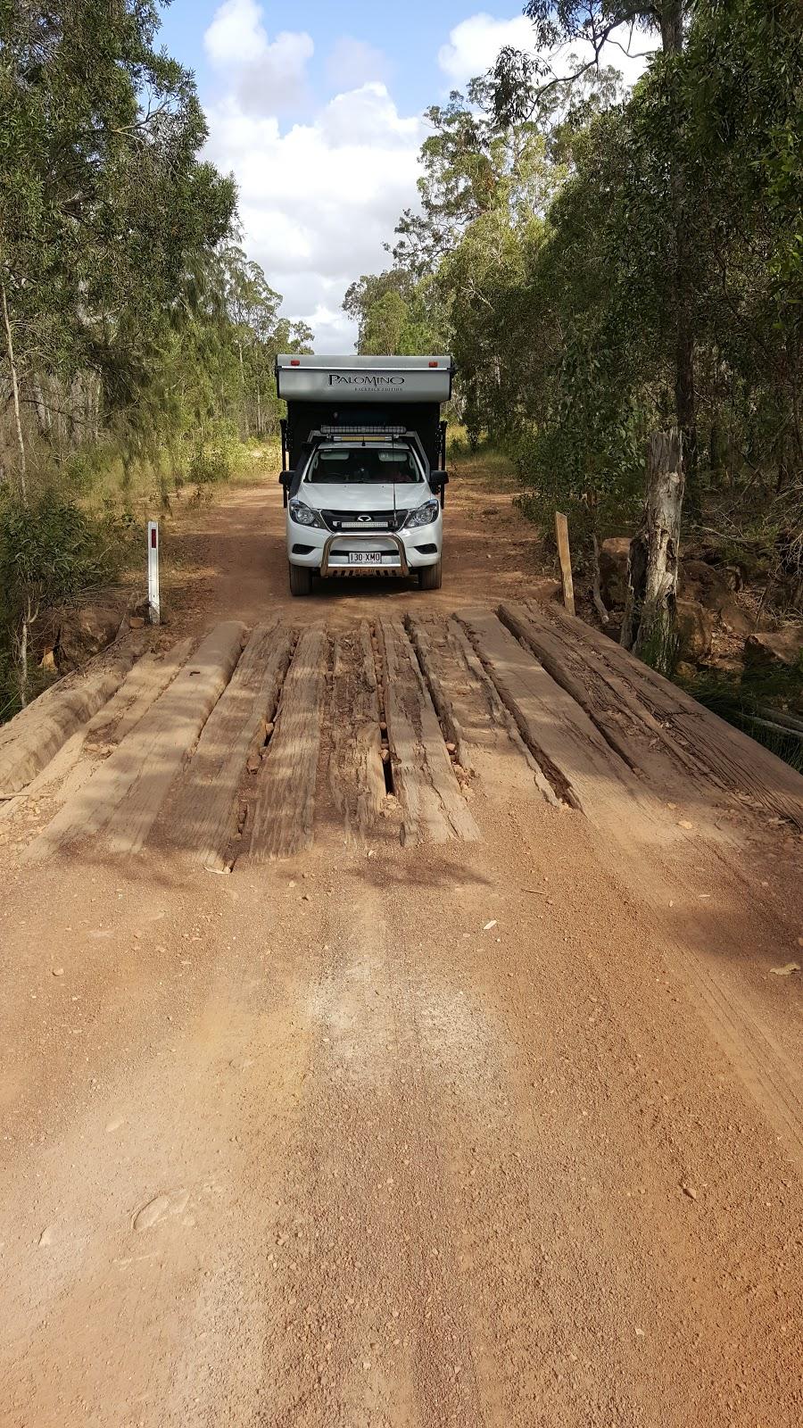 Wongi Waterholes Camping Area | campground | Duckinwilla QLD 4650, Australia