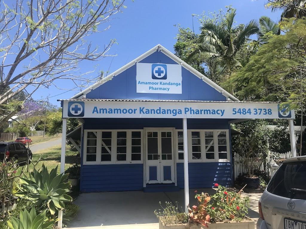 Amamoor Kandanga Pharmacy | pharmacy | 10 Busby St, Amamoor QLD 4570, Australia | 0413819074 OR +61 413 819 074