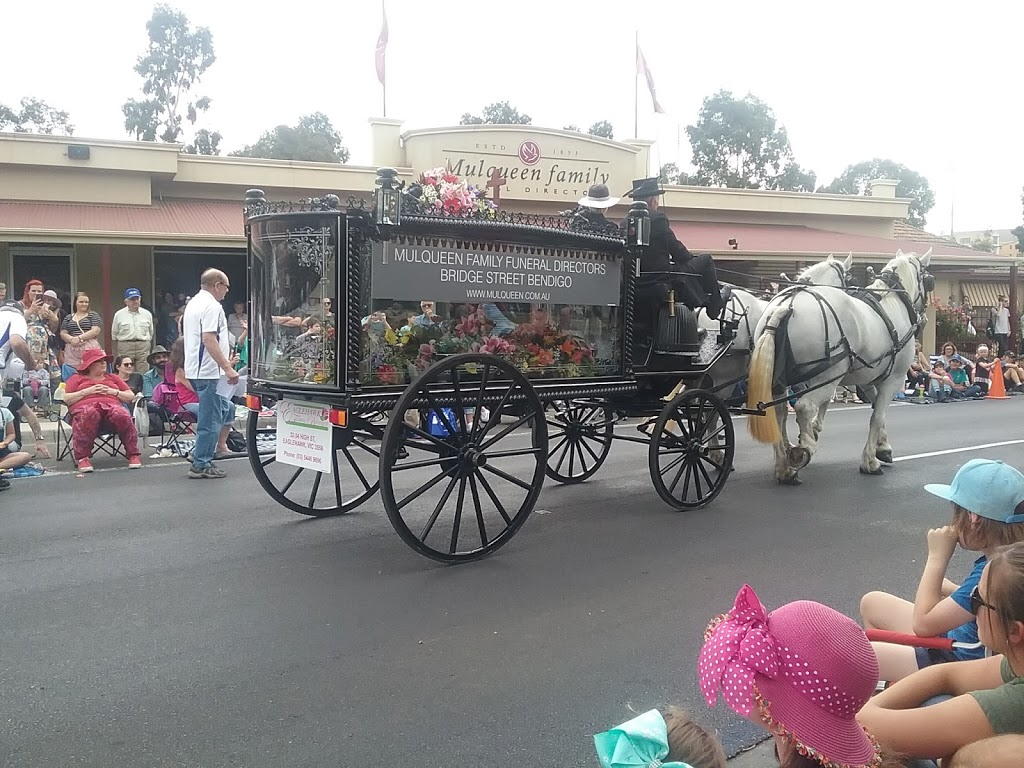 Mulqueen Family Funeral Directors | funeral home | 15-25 Bridge St, Bendigo VIC 3550, Australia | 1800300445 OR +61 1800 300 445