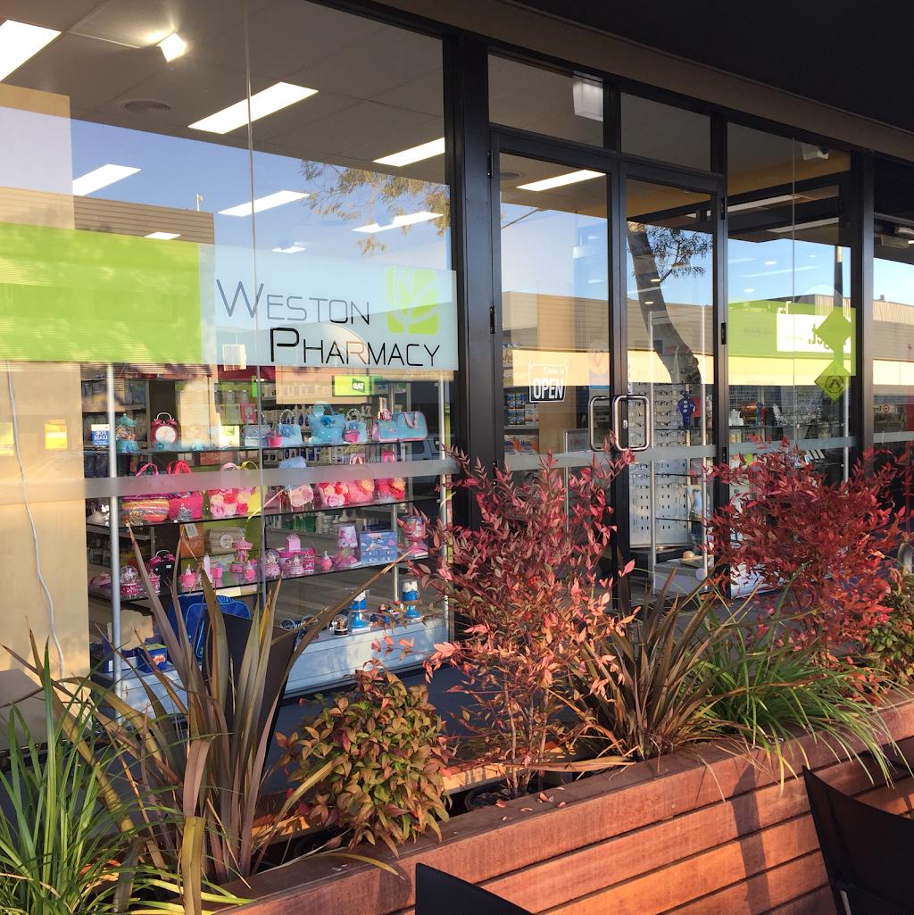 Weston Pharmacy | health | 7/11 Brierly St, Weston ACT 2611, Australia | 0262884888 OR +61 2 6288 4888