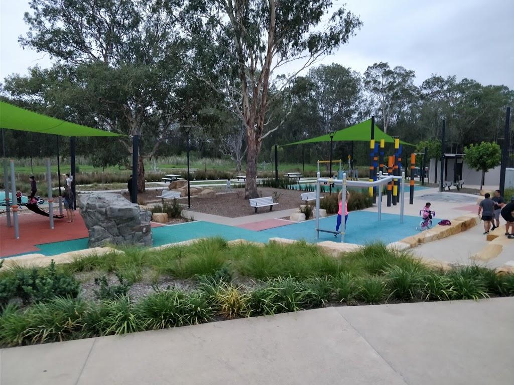 Carnes Hill Community & Recreation Precinct | gym | 600 Kurrajong Rd, Carnes Hill NSW 2171, Australia | 1300362170 OR +61 1300 362 170