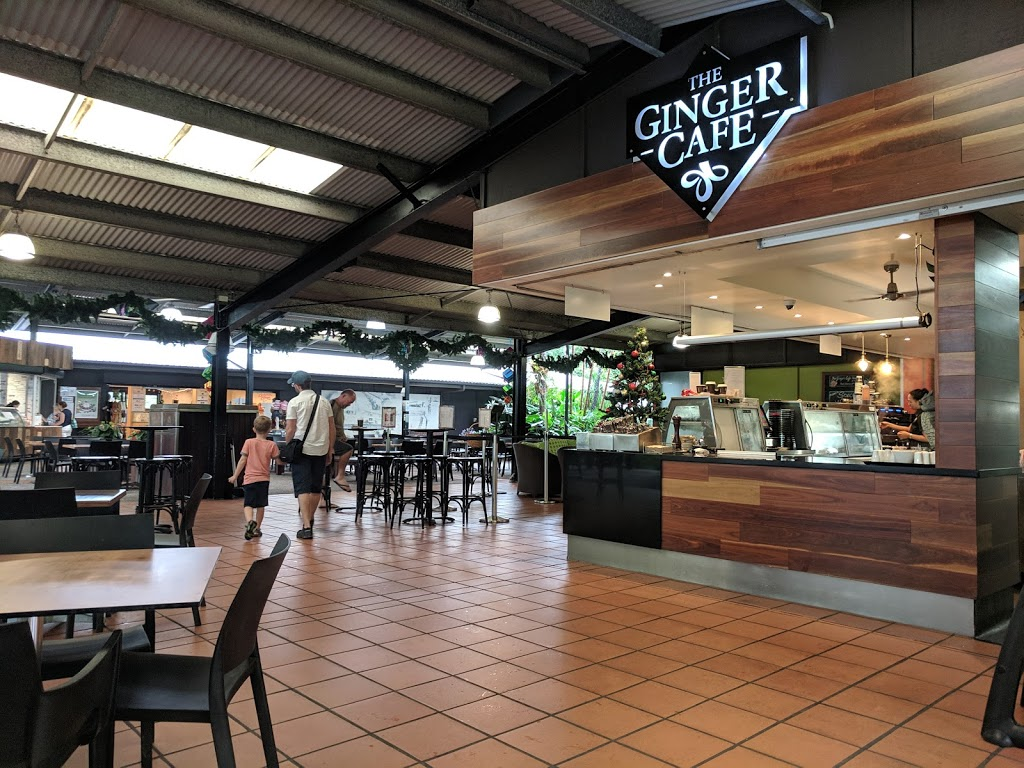 The Ginger Cafe | cafe | 50 Pioneer Rd, Yandina QLD 4561, Australia | 0754478453 OR +61 7 5447 8453