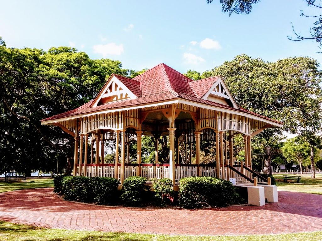 New Farm Park Rotunda | park | New Farm QLD 4005, Australia