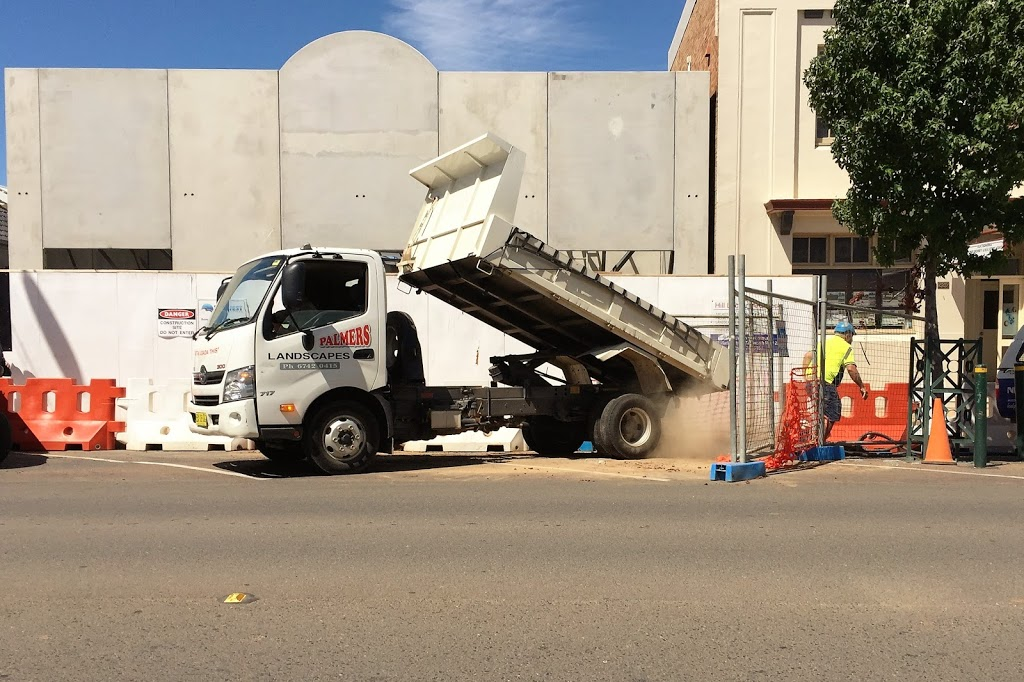 Palmers Landscapes | moving company | 33 Tempest St, Gunnedah NSW 2380, Australia | 0267420415 OR +61 2 6742 0415
