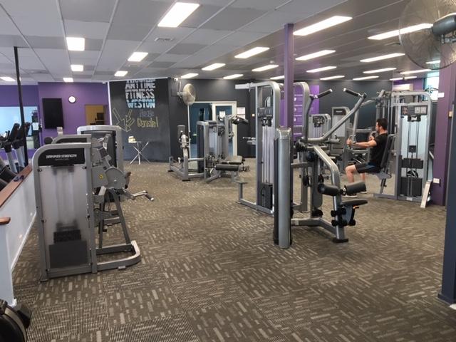 Anytime Fitness 8 Liardet St Weston Act 2611 Australia