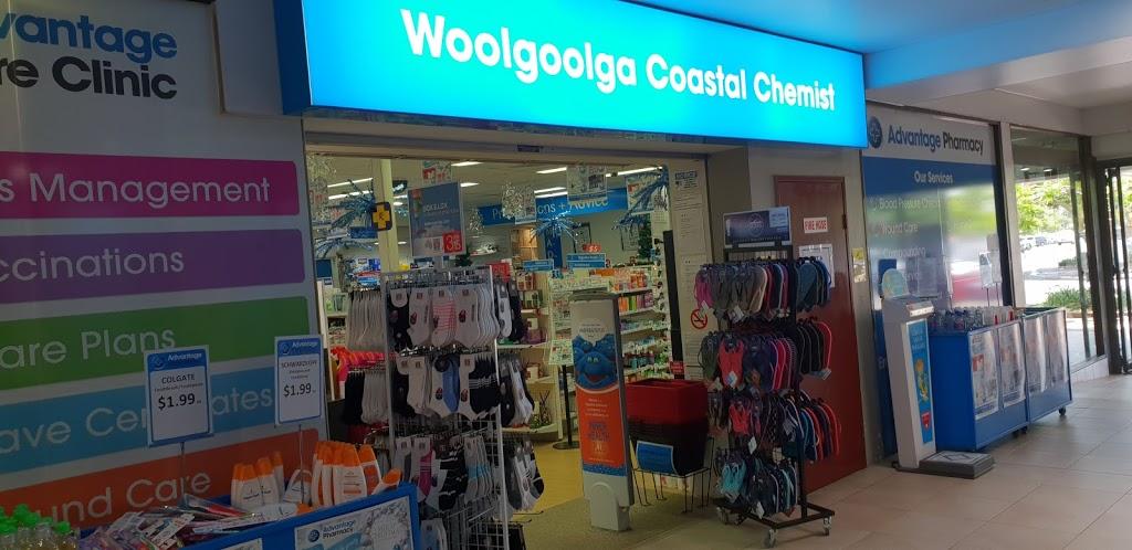 Woolgoolga Coastal Chemist | pharmacy | 46 Beach St, Woolgoolga NSW 2456, Australia | 0266541893 OR +61 2 6654 1893