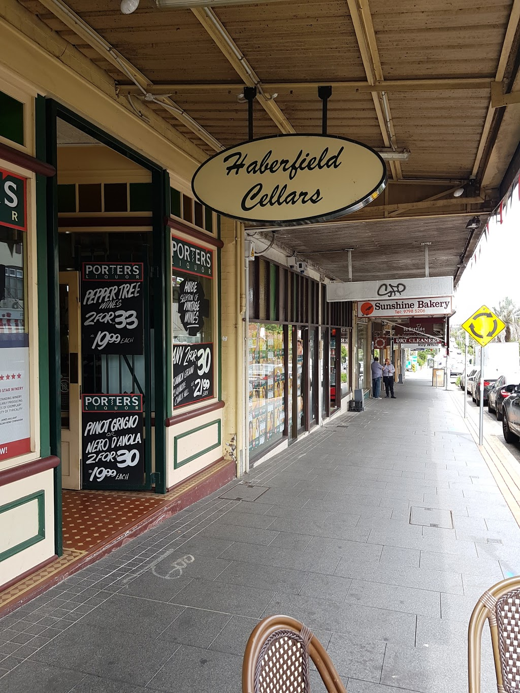 Haberfield Cellars | store | 117 Ramsay St, Haberfield NSW 2045, Australia | 0297984128 OR +61 2 9798 4128
