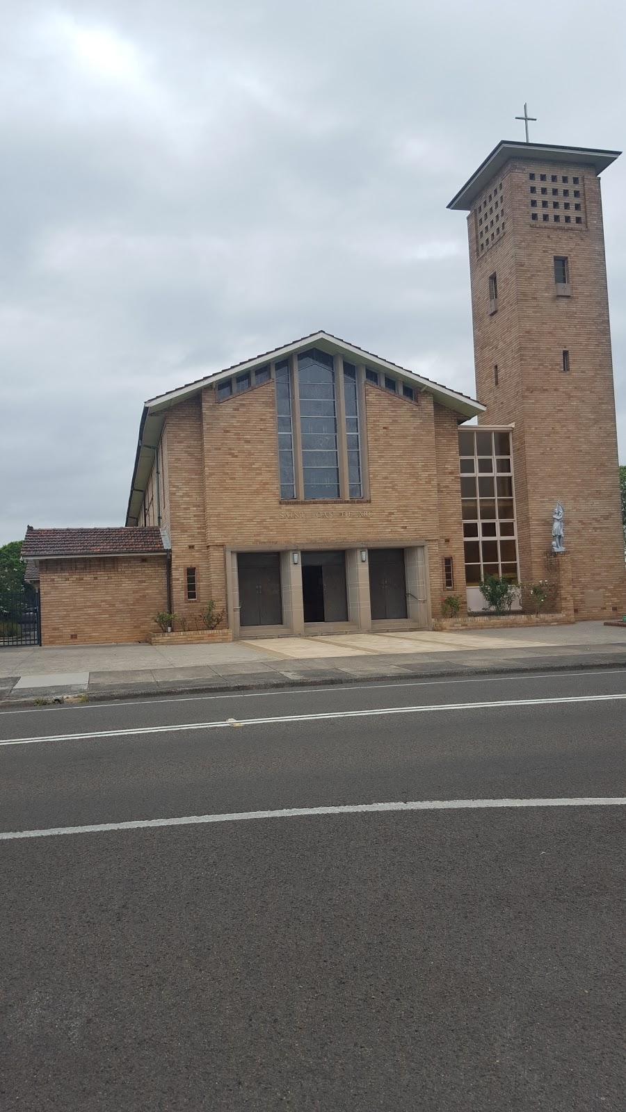 St Joan of Arc Catholic Parish Haberfield   church   97 Dalhousie St, Haberfield NSW 2045, Australia   0297986657 OR +61 2 9798 6657