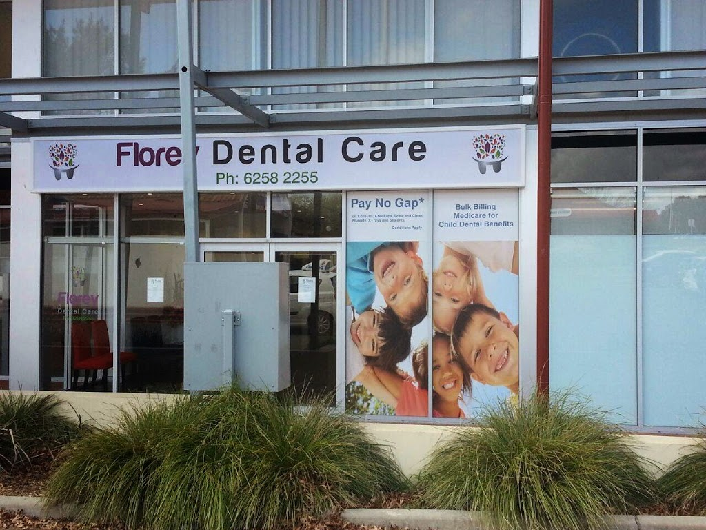 Florey Dental Care Dentists | dentist | 2/37 Kesteven St, Florey ACT 2615, Australia | 0262582255 OR +61 2 6258 2255
