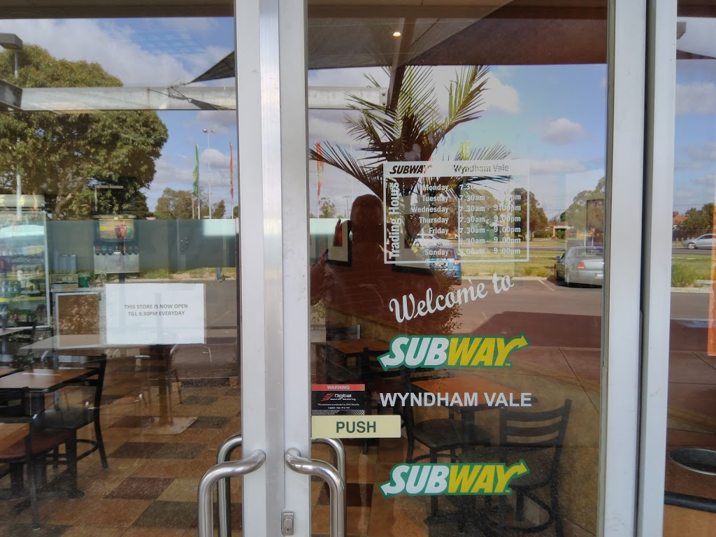 Subway® Restaurant   restaurant   Shop 3/210 Ballan Rd, Wyndham Vale VIC 3024, Australia   0397423255 OR +61 3 9742 3255