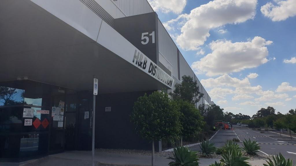 H&B Distribution Centre | storage | 51 Fillo Dr, Somerton VIC 3062, Australia | 0421887709 OR +61 421 887 709