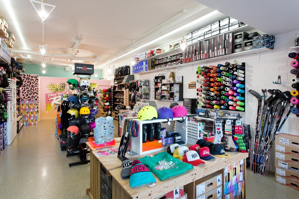 Lucky Skates | clothing store | 839 Beaufort St, Inglewood WA 6052, Australia | 0861509468 OR +61 8 6150 9468