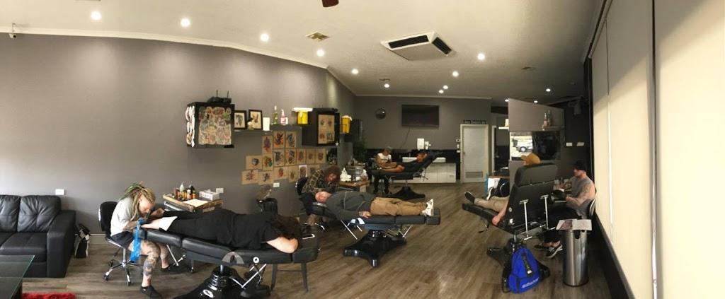 Studio Wake Tattoo | store | 25B Barraclough Cres, Monash ACT 2904, Australia | 0262914248 OR +61 2 6291 4248