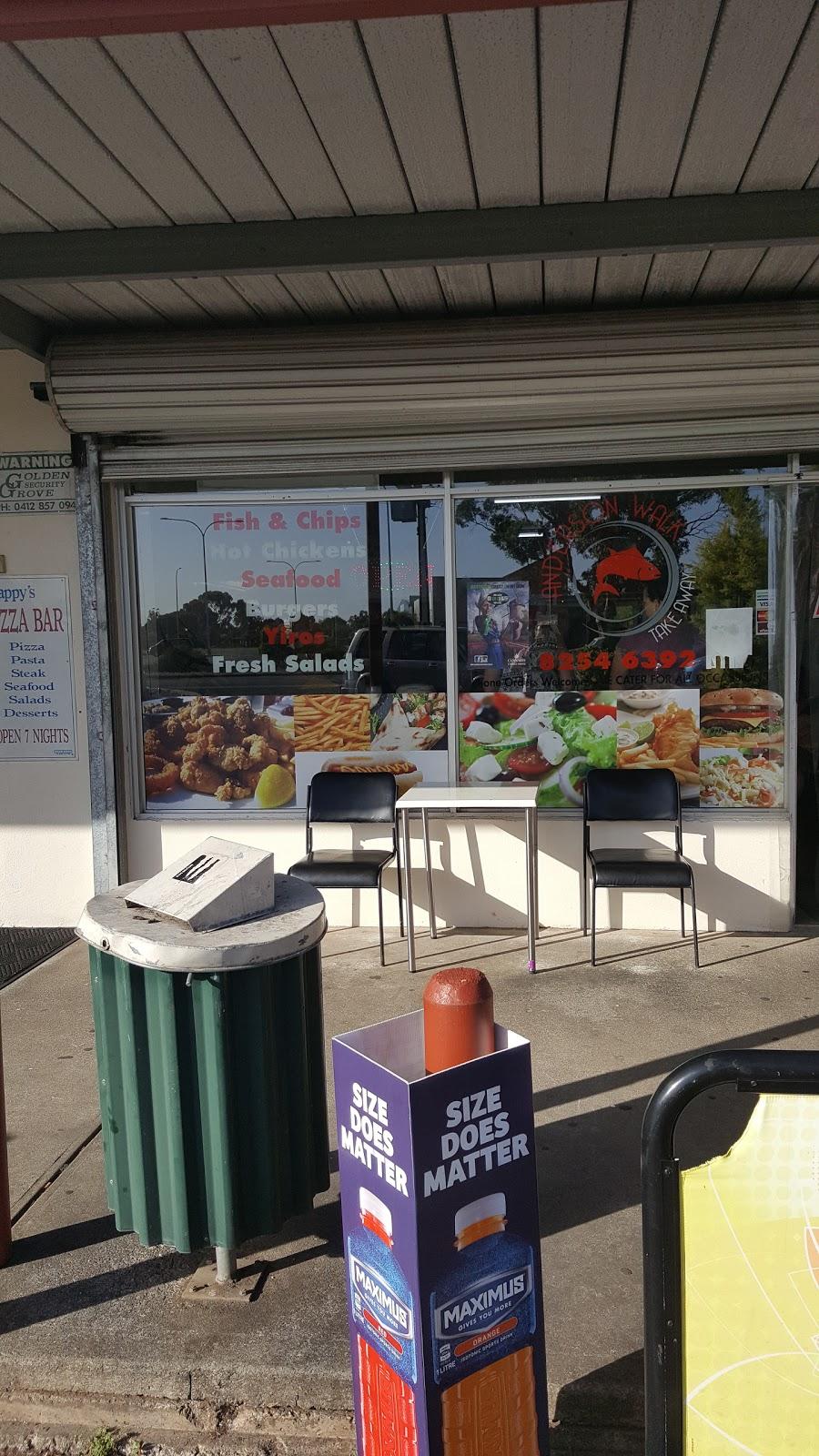Anderson Walk Takeaway   meal takeaway   22 Anderson Walk, Smithfield SA 5114, Australia   0882546392 OR +61 8 8254 6392