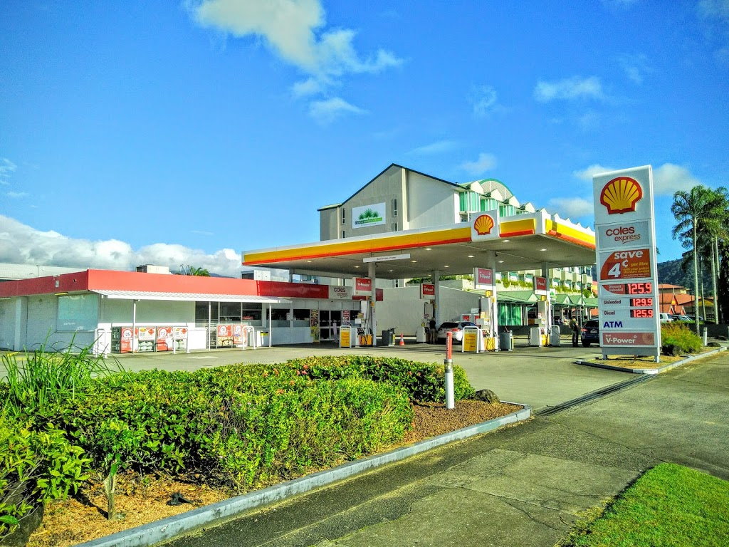 Shell | gas station | 291 Sheridan St, Cairns North QLD 4870, Australia | 0740512990 OR +61 7 4051 2990