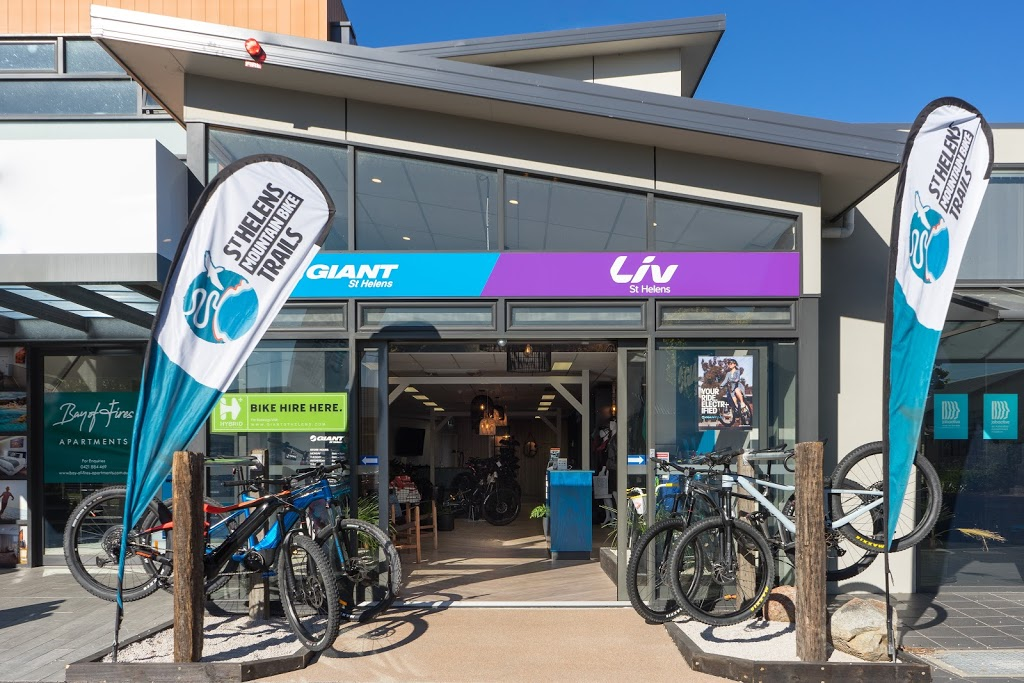 GIANT St Helens | bicycle store | 55-59 Cecilia St, St Helens TAS 7216, Australia | 0363761081 OR +61 3 6376 1081